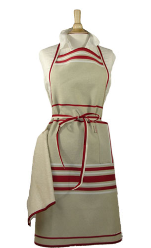 Corda-Metis-Apron Rouge-Product