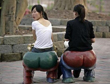 Big Butt Seats