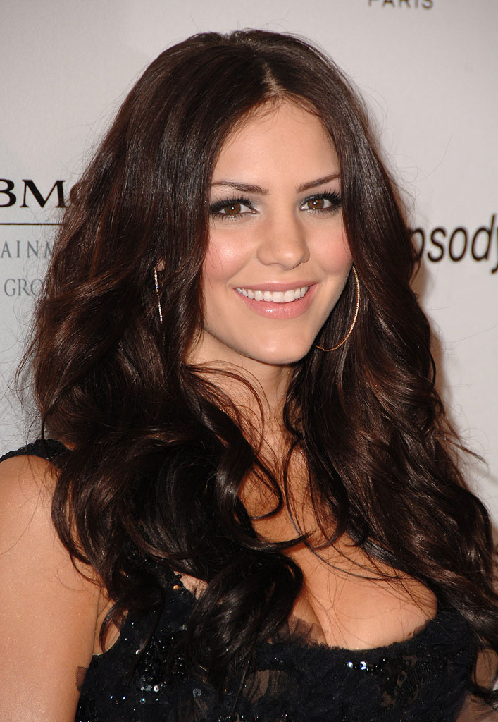 katharine mcphee hair. Katharine McPhee as a Blonde