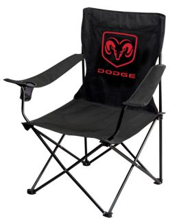 On_the_edge_folding_chair_dodge_logo