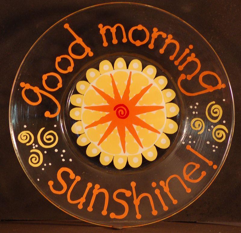 Good Morning Sunshine traditional