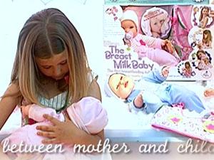 Breast-feeding-baby-doll