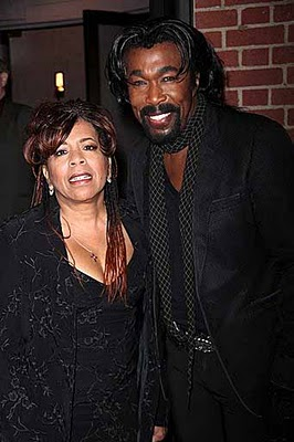 Valerie Simpson With Nick Ashford
