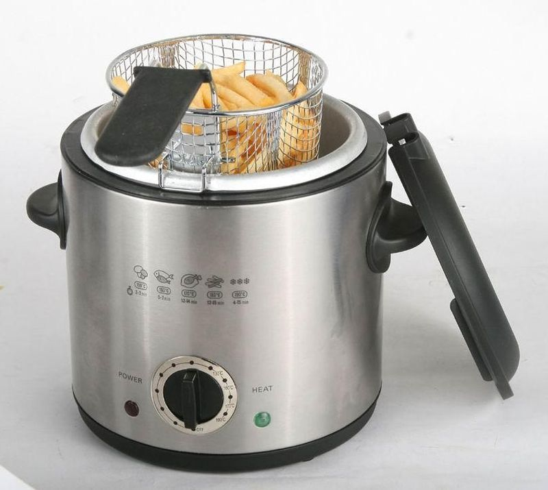 Deep-Fryer