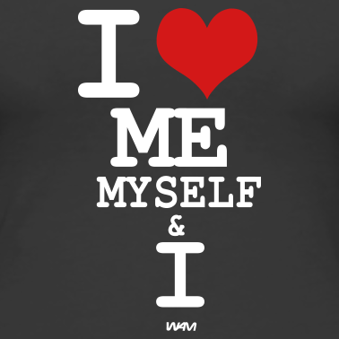 Black-i-love-me-myself-and-i-by-wam-tanks_design