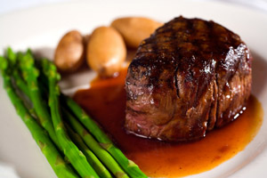 Grilled-filet-mignon