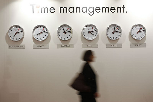 Time-management-web