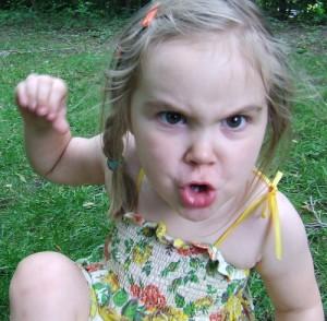 Little-girl-punching-300x294