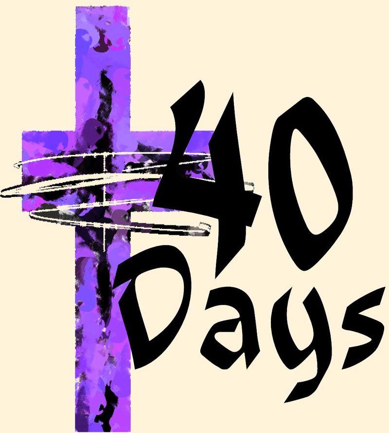 Lent-40-days