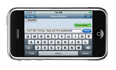 Texting_iphone