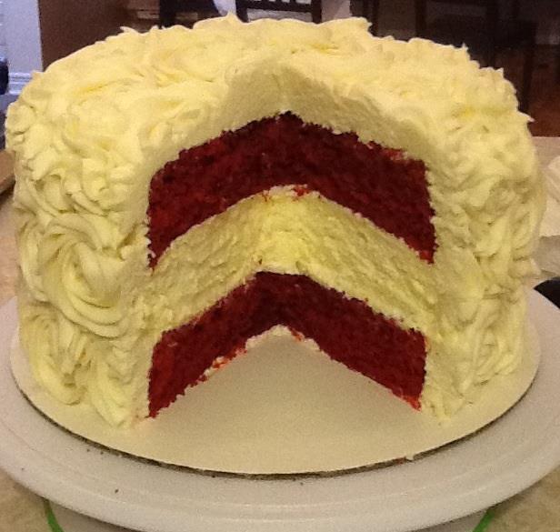 Red velvet cake recipe yellow cake mix