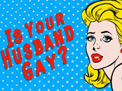 Woman-gay-husband