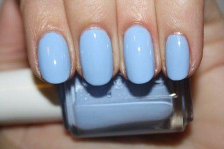 Blue Nail Polish?