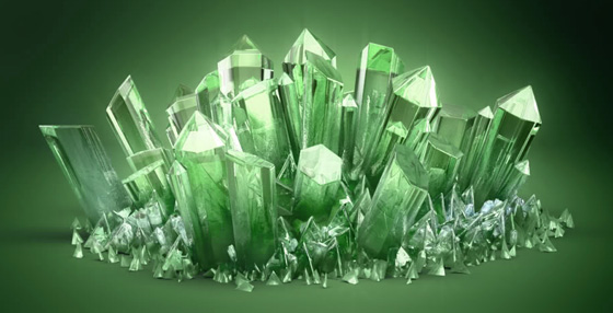 Kryptonite_crystal