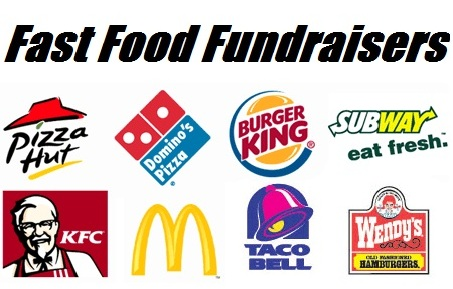 Fast Food Restaurant Fundraisers