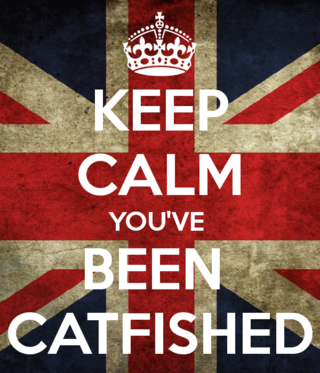 Keep-calm-you-ve-been-catfished