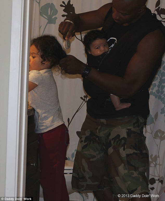 Daddy Hair