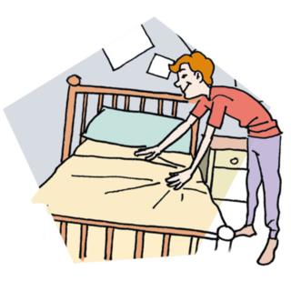 Make_my_bed