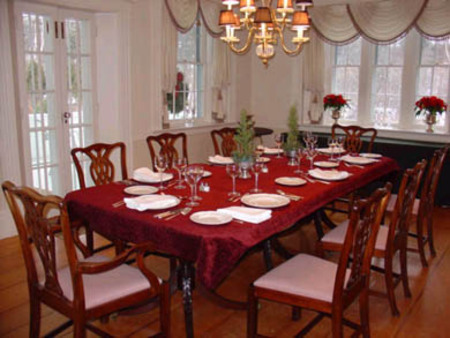 Dining Room on Formal Dining Room Table Set