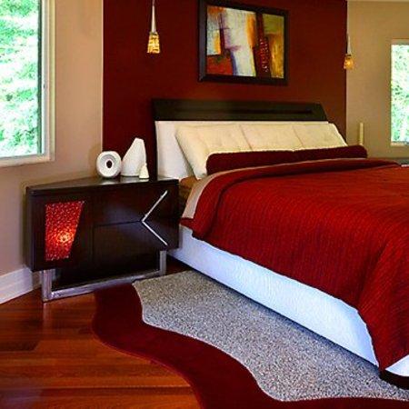 صور لغرف نوم رومانسية ...جناااااااااااان krassbarbimodbedroom