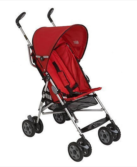 Stroller for Tall People Shopping