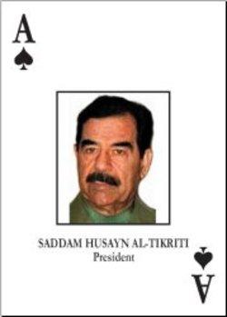 Saddamcard